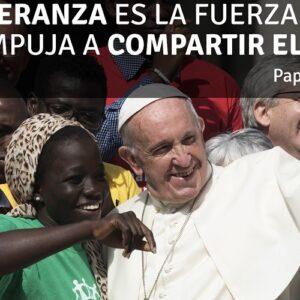 Caritas invita a un viaje de fe, esperanza y amor con migrantes