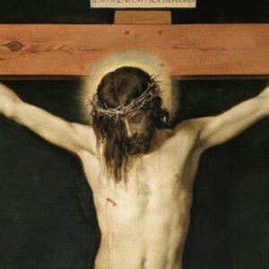 Jesucristo, unido con las víctimas