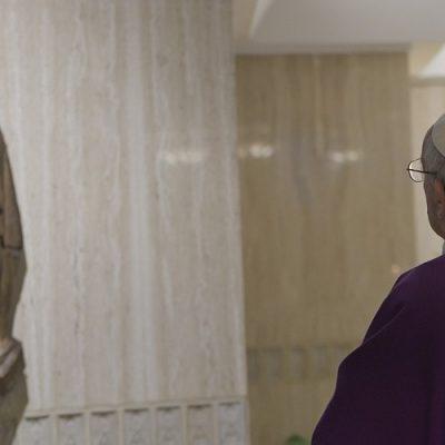 """El Sacramento de la Penitencia es """"recibir el abrazo de amor del Señor"""""""