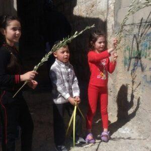 Domingo de Ramos en Jerusalén