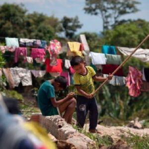 Venezuela: desnutrición infantil, un drama que clama al cielo