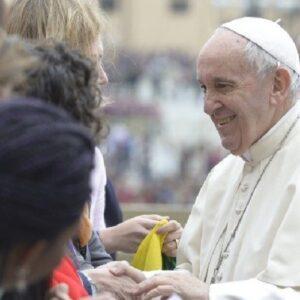 El Papa: permitamos que esta Pascua nos lave el alma