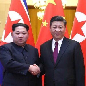 En China el líder de Corea del Norte se compromete a la desnuclearización