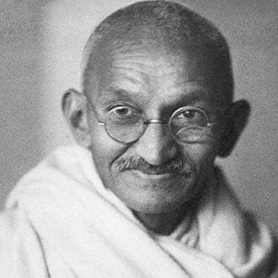 Sale a la venta la única carta que Mahatma Gandhi escribió sobre Jesús