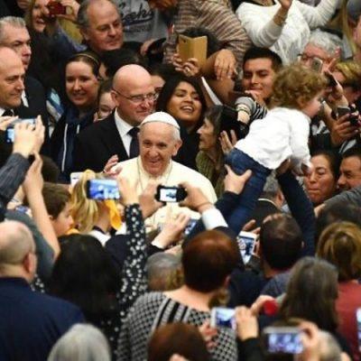 El Papa: la Redención es gratuita