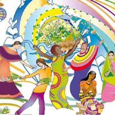 Día de la Mujer. Unión Mundial de Organizaciones Femeninas Católicas: ¡gracias Papa Francisco!