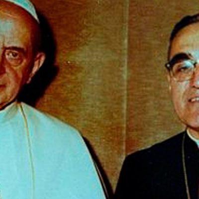 Óscar Romero y Pablo VI serán canonizados juntos en Roma el 21 de octubre