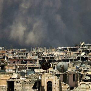"""Apelo del Papa: """"necesaria acción común para la paz en Siria"""""""