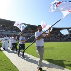 JMJ: XLIV Cita Eucarística en preparación a Panamá 2019