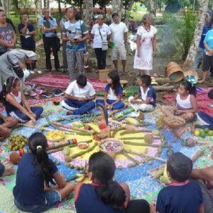 La vida religiosa de la Panamazonia comparte nuevos caminos de misión