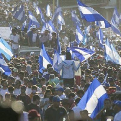 Protestas en Nicaragua tras la represión de los días pasados
