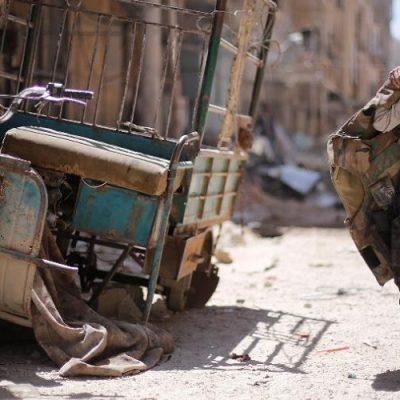 Consejo Mundial de Iglesias pide romper el ciclo de violencia en Siria