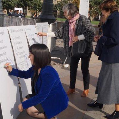 Con actividad en La Vega Central se llama a conmemorar el mes del Trabajo