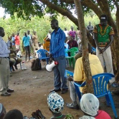 Uganda: curación y reconciliación