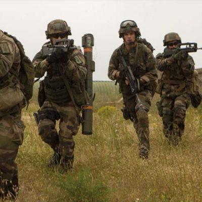 Denuncian la presencia de bases militares francesas en Siria