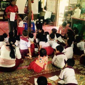 Birmania: Los niños como agentes de paz