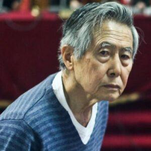 Solo un fallo de la Corte Interamericana de Derechos Humanos podría modificar la situación legal de Fujimori