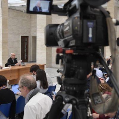 Declaración de los Obispos de la Conferencia Episcopal de Chile, en Roma