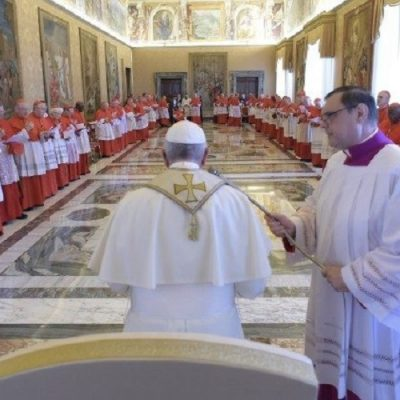 El 29 de junio será el consistorio para nombrar 14 nuevos cardenales