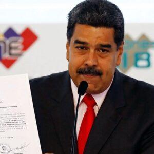 La Secretaría General de la OEA no reconoce las elecciones en Venezuela