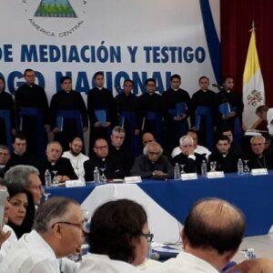 La Iglesia nicaragüense anuncia la vuelta al diálogo entre el Gobierno y la Alianza Cívica