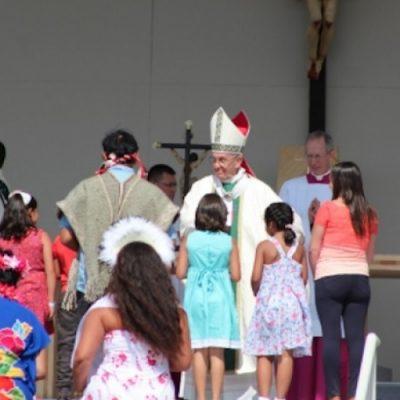 Carta del Papa al Pueblo de Dios que peregrina en Chile