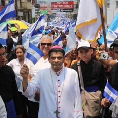 Obispos de Nicaragua piden un diálogo social democrático y libre