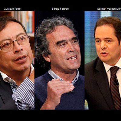 Los sondeos en el debate electoral en Colombia