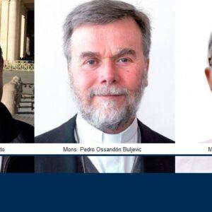 Quiénes son los administradores apostólicos de Puerto Montt, Valparaíso y Osorno