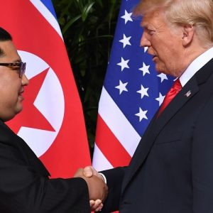 Estados Unidos y Corea del Norte se dan la mano