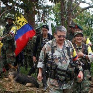 Desarticulan en Colombia un grupo armado disidente de las FARC