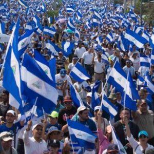 Éxito rotundo del paro nacional apoyado por la Iglesia de Nicaragua