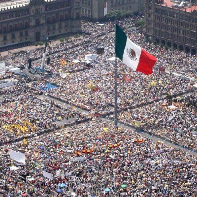 México: A morir, la lucha por el poder