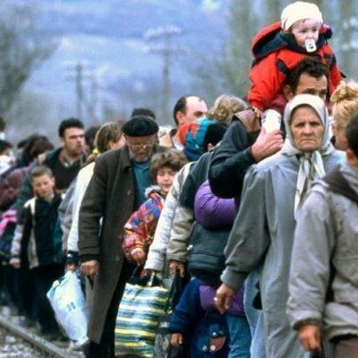 Los refugiados en el mundo son 68,5 millones