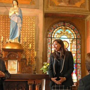 Francisca San Martín, primera mujer Canciller del Arzobispado de Santiago