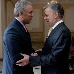 La delicada transición hacia un nuevo Gobierno colombiano