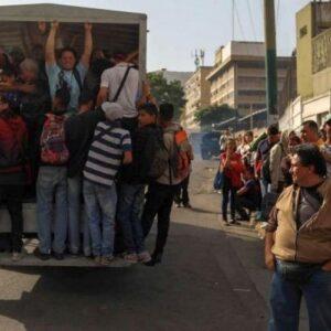 """Venezuela: Llegó """"la perrera"""""""