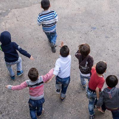 Líbano: Volver a la infancia
