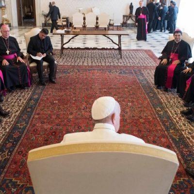Nicaragua: El Papa llama a respetar la libertad y la vida del ciudadano