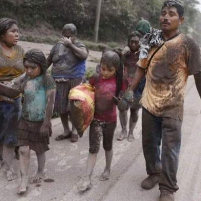 """La Iglesia guatemalteca pide al gobierno """"respuestas concretas e integrales"""" tras el desastre del volcán"""