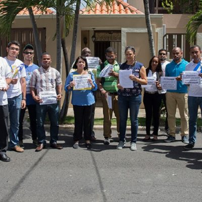 La Compañía de Jesús y sus instituciones se manifestan ante el gobierno de Nicaragua para pedir cese de la violencia y solución pacífica a la crisis política