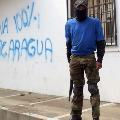 Tensa calma en Nicaragua. Se celebra aniversario de la revolución