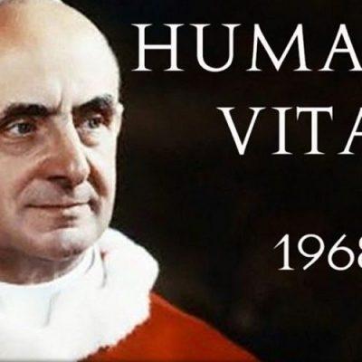 """Cincuenta años de la """"Humanae Vitae"""" del Papa Pablo VI"""