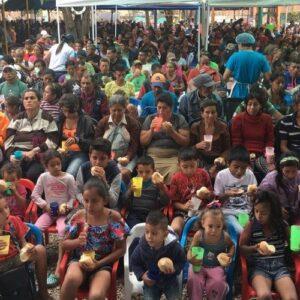 Solidaridad en la frontera colombo-venezolana