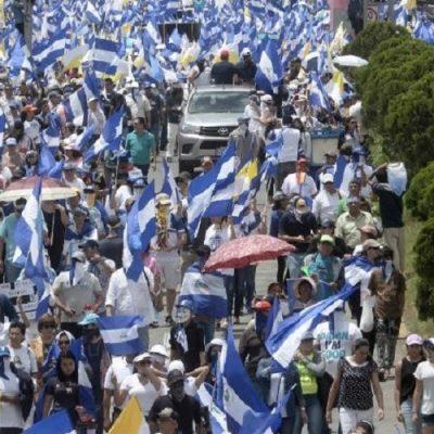 Nicaragua: Con altos y bajos la Iglesia sigue mediando