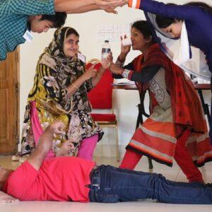 Bangladesh: Apoyo psicosocial para la infancia rohinyá