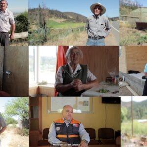 Caritas Chile presenta video sobre trabajo con comunidades afectadas por incendios forestales