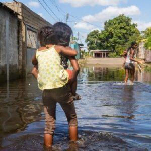 Venezuela: Campaña de solidaridad con los que sufren por las inundaciones