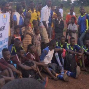 Sudán del Sur: Fomentar la paz a través del deporte