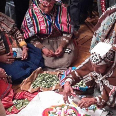 Pueblos originarios andinos